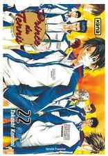 Manga Prince du Tennis tome 22 Shonen Takeshi Konomi Kana Tie Break Rookies VF