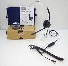 FreeMate Yhs06 Headset for Cisco 504 508 921 922 941 942 Polycom 320 321 330 331