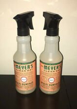 Mrs Meyers Clean Day Multi-Surface Cleaner Geranium Scent - 16 Oz - Pack of 2