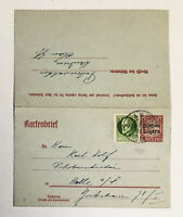 Lot of 4 - Old Germany Postcard - a-716
