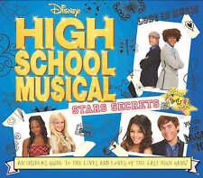 High School Musical  Star Secrets by Parragon (Hardback, 2008)