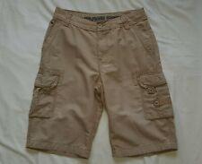 Men's Designer Cargo Shorts Combat bottoms by TOMMY HILFIGER 30 waist