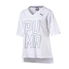 Camisetas de mujer PUMA 100% algodón