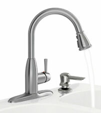 "American Standard 9012301.075 Pull Down Kitchen Faucet Single Handle 8 "" Lever"