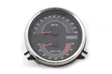 Harley Drop In Digital LED Speedometer / Tachometer Assembly FXST FLST FLHR