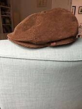 Barts Hut 60cm braun brown david beckham gatsby kappe