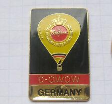 WARSTEINER BALLON / D-OWOW / GERMANY ........ Bier-Pin (104b)