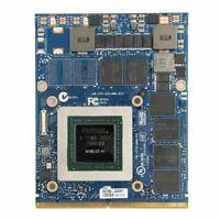 Nvidia GeForce GTX 970M Video Graphics Card 6GB DDR5 For DELL MSI Clevo MXM GPU