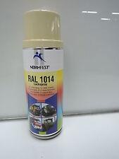 FARBE ELFENBEIN RAL 1014 LACK LACKSPRAY SPRAY SPRAYDOSE 400ML (C75)