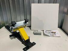 1x1 Kickstand Style Screen Printing Press