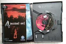 RESIDENT EVIL 4 GAMECUBE 2 DISCHI PAL ITA