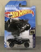HOT WHEELS 2018 1/10 HW SCREEN TIME HALO ONI WARTHOG VEHICLE VIDEO GAME 54/365