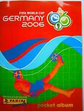 Complete Panini FIFA World Cup 2006 Germany 06 Mini Pocket Football Album