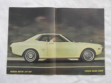 Toyota Celica Coupe Poster Removed from a magazine