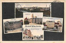 B13030 Czech Mlada Boleslav 1921