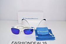 9259844d2ba Authentic TechnoMarine Manta Ray Tmew006 12 White Sunglasses