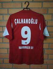 Hamburg football shirt #9 Calhanoglu 2013-2014 Home jersey soccer Adidas Size M