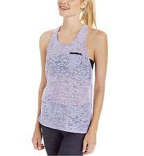 New SOYBU Women's Lucy Tank Top Shirt Running Training Yoga Neo Plum Size Medium