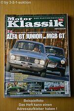 Motor Klassik 3/06 Alfa Junior GT MBG GT Fiat 130 Glas