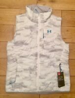 Under Armour Mujer Coldgear Reactor Storm Camiseta Chaleco 1316039S
