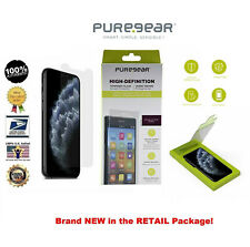 PureGear HD Tempered Glass Screen Protector for Apple iPhone 11 Pro Max / Xs Max