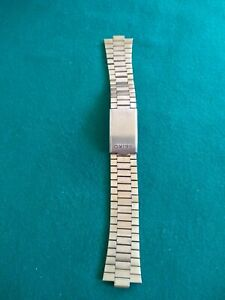 SEIKO VINTAGE WATCH BRACELET GOLD FILLED STRAP BRACCIALE 20mm