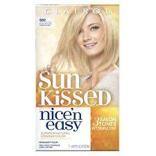Clairol Sun Kissed Nice 'n Easy SB2 Ultra Light Cool Summer Blonde