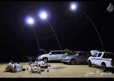 BBQ Party Emergency Telescopic Rod Camping Lantern lamp light Road trip LED
