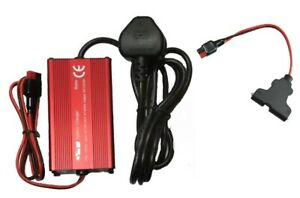 Automatic Golf Trolley Battery Charger for Powakaddy Replaces Numax 120400