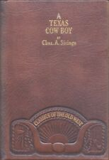Classics of the Old West: A Texas Cow Boy Charlie Siringo: Billy The Kid Butch C