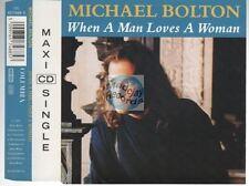 Michael Bolton When A Man Loves A Woman CD MAXI