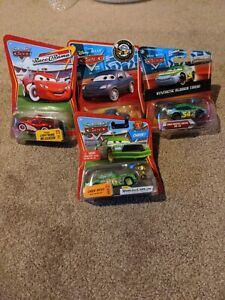 Disney Pixar Cars Mystery Lot of Eight Vehicles