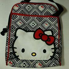 Hello Kitty Messenger Bag Purse Cross Body Strap