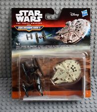 Hasbro Star Wars Micromachines Angriff der First Order Tie  3er Set Neu & OVP