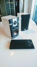 Dali LEKTOR 1 Main / Stereo Speakers Gloss White RRP. £379.99 **BARGAIN**