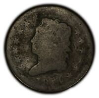 1814 1c Classic Head Large Cent SKU-Y2287