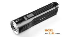 Fenix UC52 Cree XHP70 LED Taschenlampe mit USB-Kabel und Gürtelholster Neu OVP