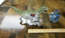 Jurassic Park-Jurassic World Indominus Rex Versus Gyrosphere