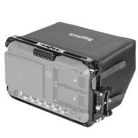 SmallRig Cage Kit with Sunhood for Atomos Shogun 7 Monitor HDMI Clamp Includes