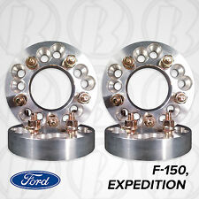 "FORD F-150 Expedition 5 x 135mm / 5 x 5"" To 5 x 135 Wheel Adapters 1.25"" Spacers"