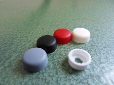 Abdeckkappen aus Kunststoff - Snapkappen