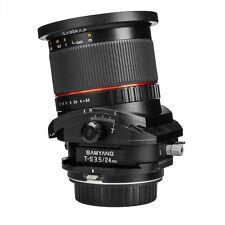 Samyang T-S 24mm f/3.5 ED AS UMC para Sony Tilt-Shift 2 años de garantía!
