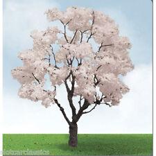 "JTT SCENERY 92321 PRO-ELITE BLOSSOM CHERRY TREE  3""-3.5"" HO-SCALE 2 P/K"