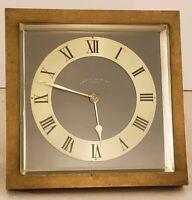 Antique Working 1930 CHELSEA Bronze Art Deco Mantel Clock; Black, Starr & Frost