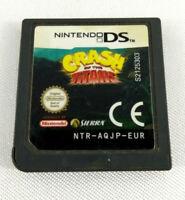 Jeu Nintendo DS VF en loose  Crash of the Titans  EUR  Envoi rapide et suivi