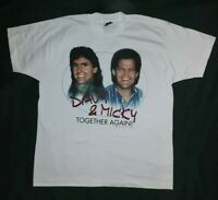 The Monkees Davy & Micky Together Again 1994 Tour T-Shirt EXTRA LARGE