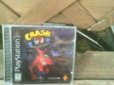 Crash Bandicoot 2 Cortex Strikes Back - Ps1 Ps2 hologram cover no manual