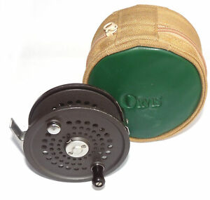 Orvis Battenkill Disc 10/11 alloy salmon fly reel in good pre owned condition...
