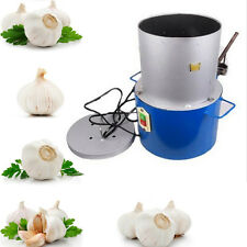 Electric Household and Commercial Garlic Peeler Peeling Machine 150W Motor 220V
