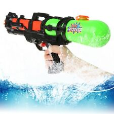 Soaker Sprayer Pump Action Squirt Water Gun Pistols Outdoor Beach Toys NEW